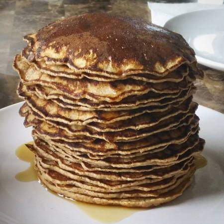 Best Ever Pancakes
